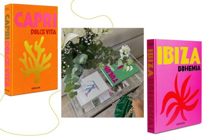 coffee table books – livros na decoração