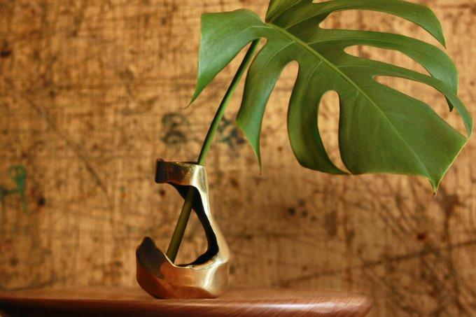 O vaso da linha Fluxus, do ateliê paulista @80e8_design