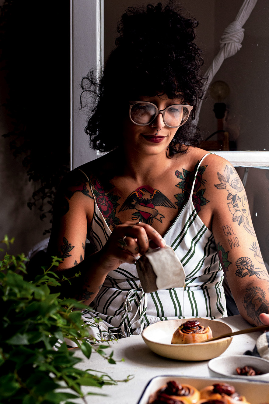 Receber Brunch - Amanda Francelino