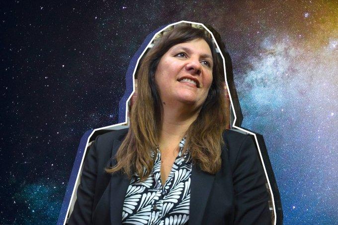 destaque astronoma