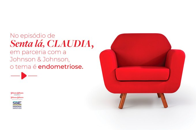 ENDOMETRIOSE SENTA LÁ CLAUDIA