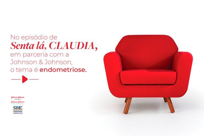 ENDOMETRIOSE SENTA LÁ CLAUDIA