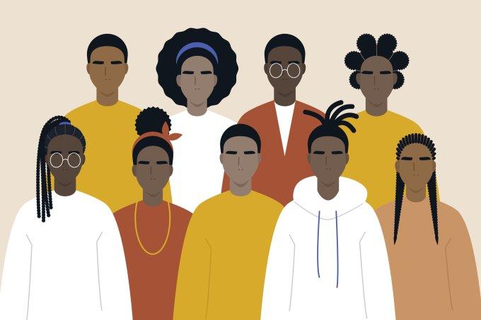 comunidade negra