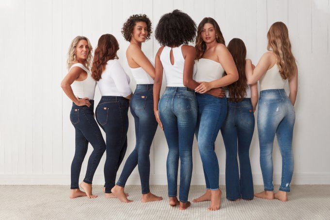 Jeans Mulheres