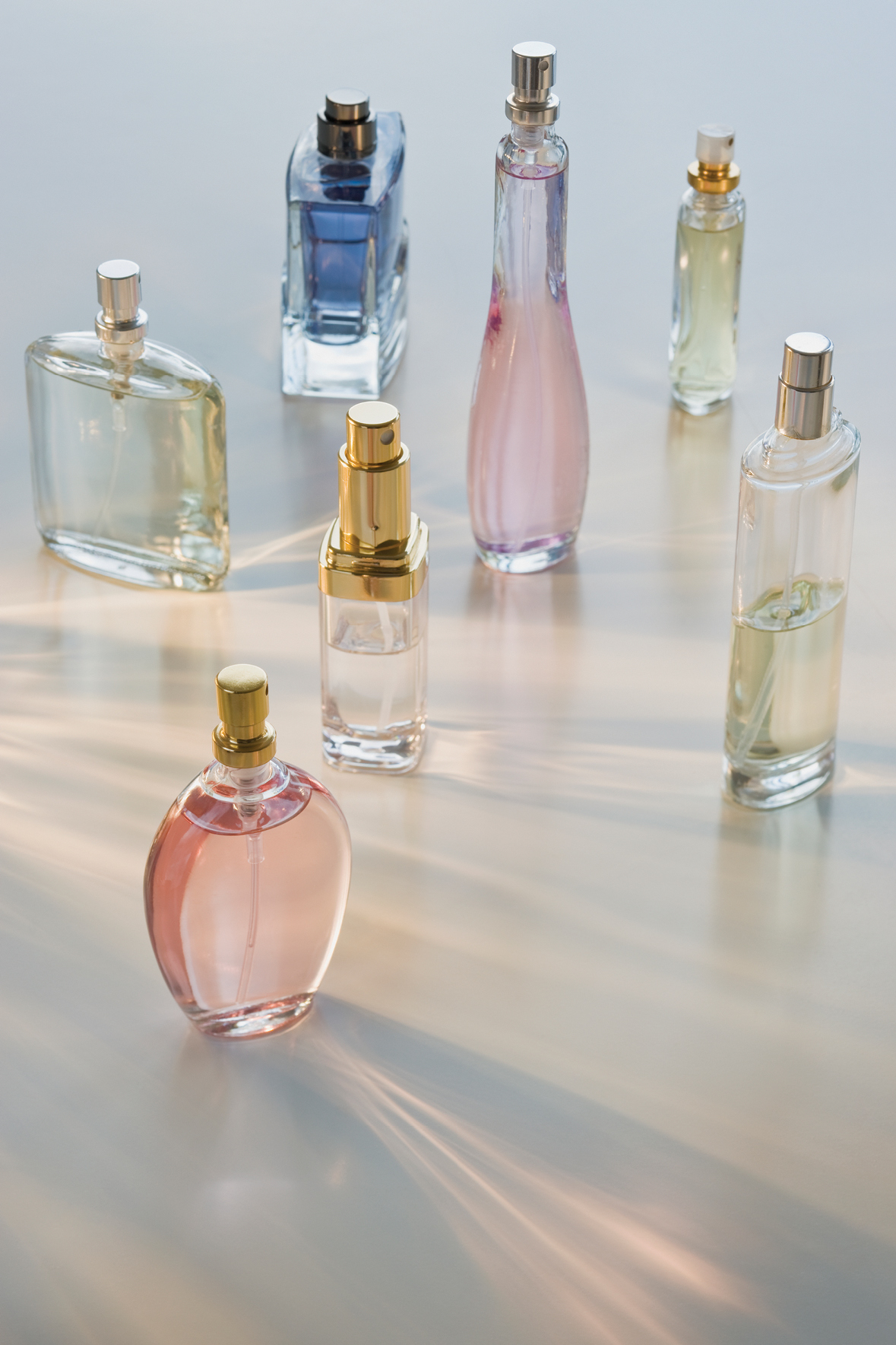 tendencias de perfumaria