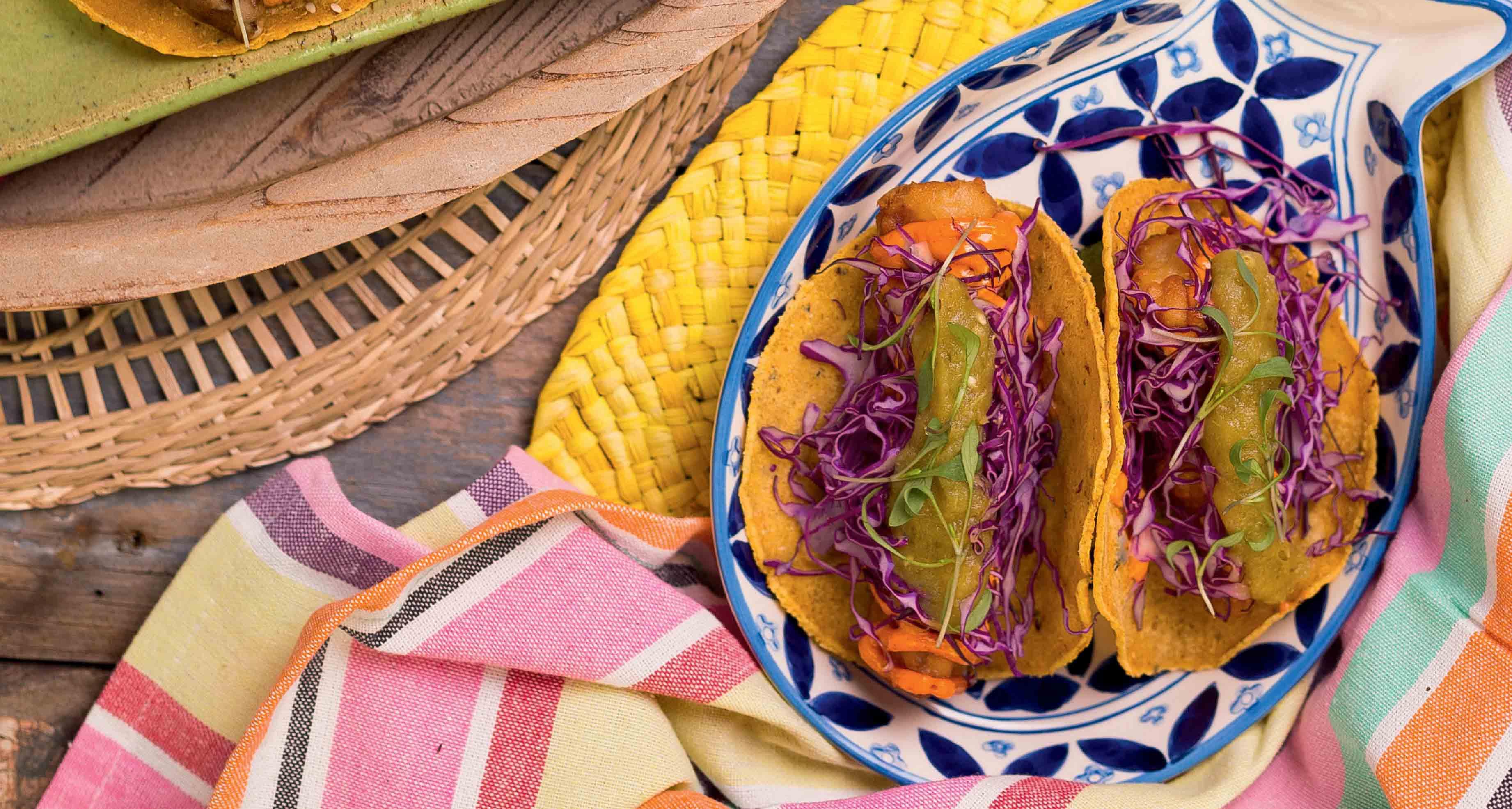 Tacos de pescado, do Lupe, Bar y Taqueria