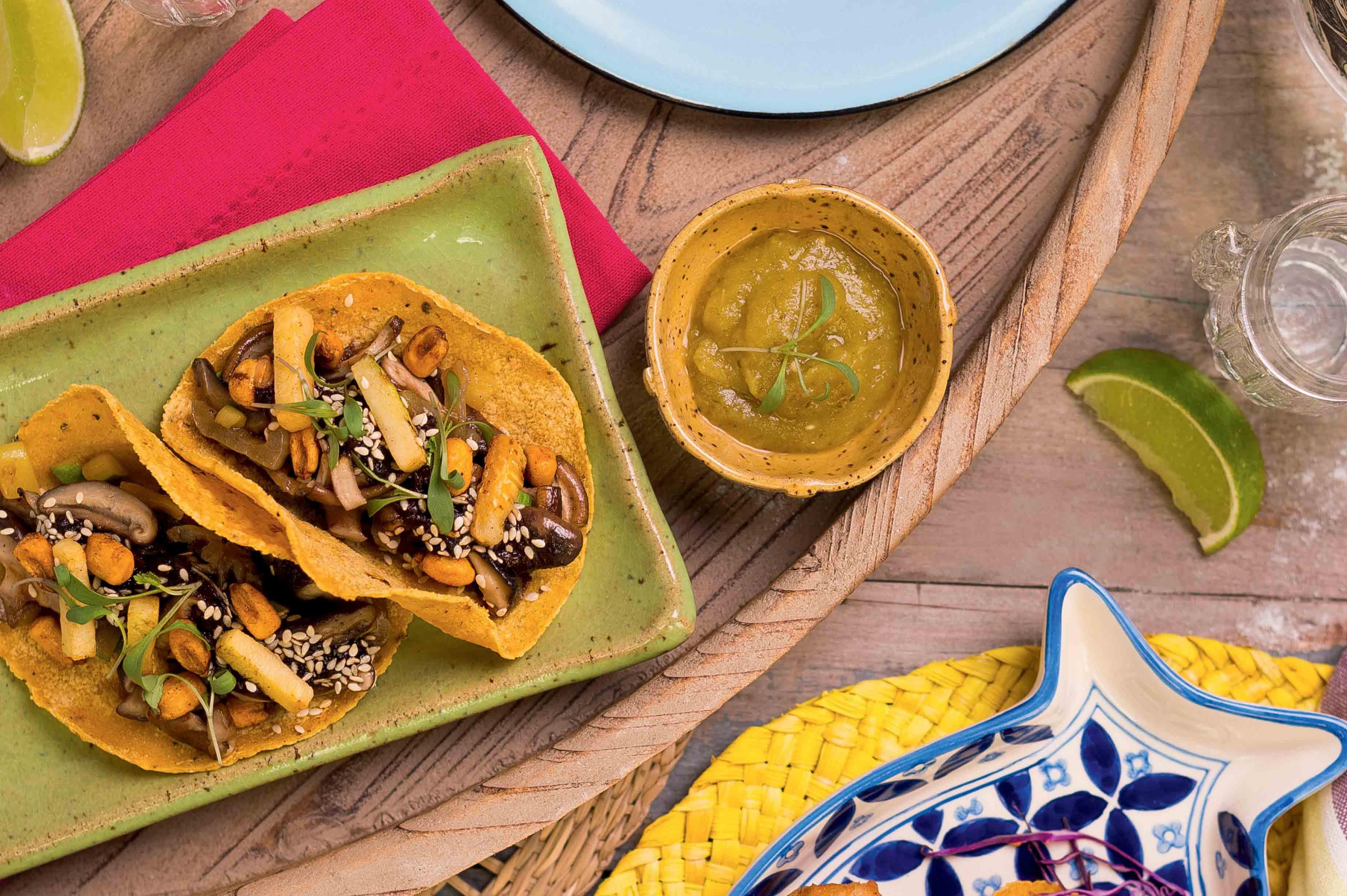 Tacos umami, do Lupe, Bar y Taqueria