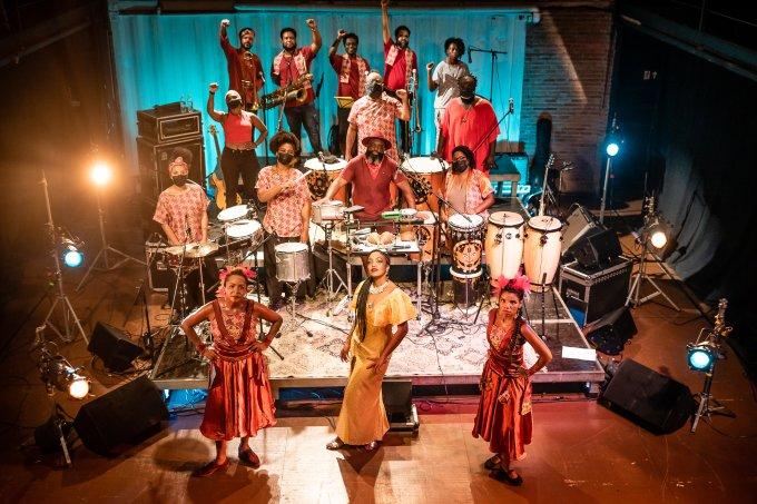 Fest Afromusic – Show Ilu Inã 02