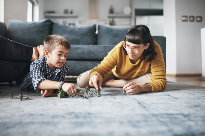 Make play a significant part of your child's life to nurture happiness