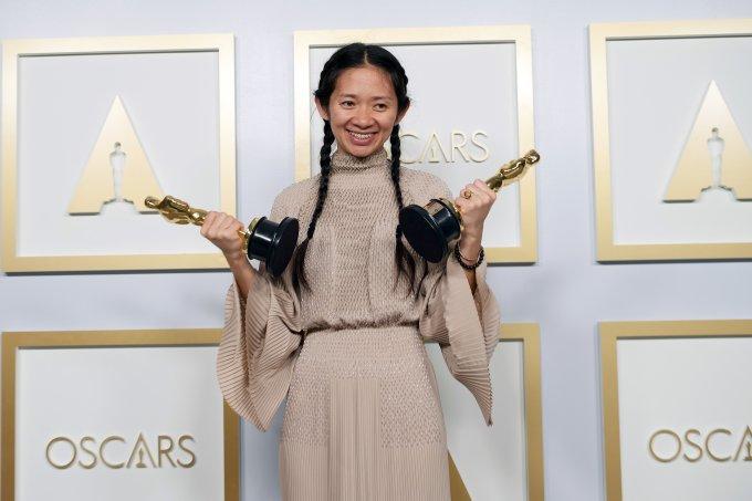 93rd Annual Academy Awards – Press Room