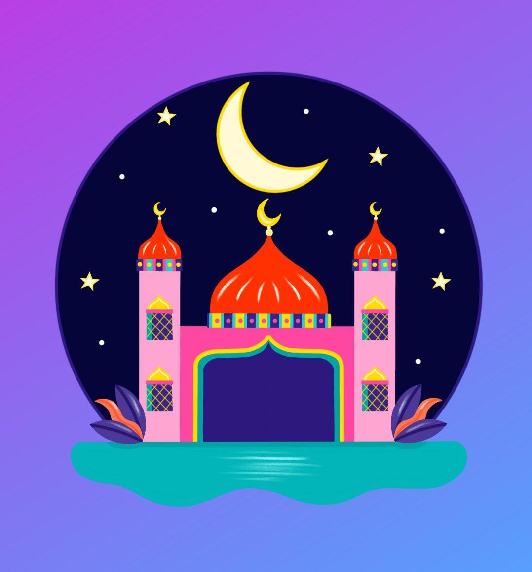 Ramadã - Instagram