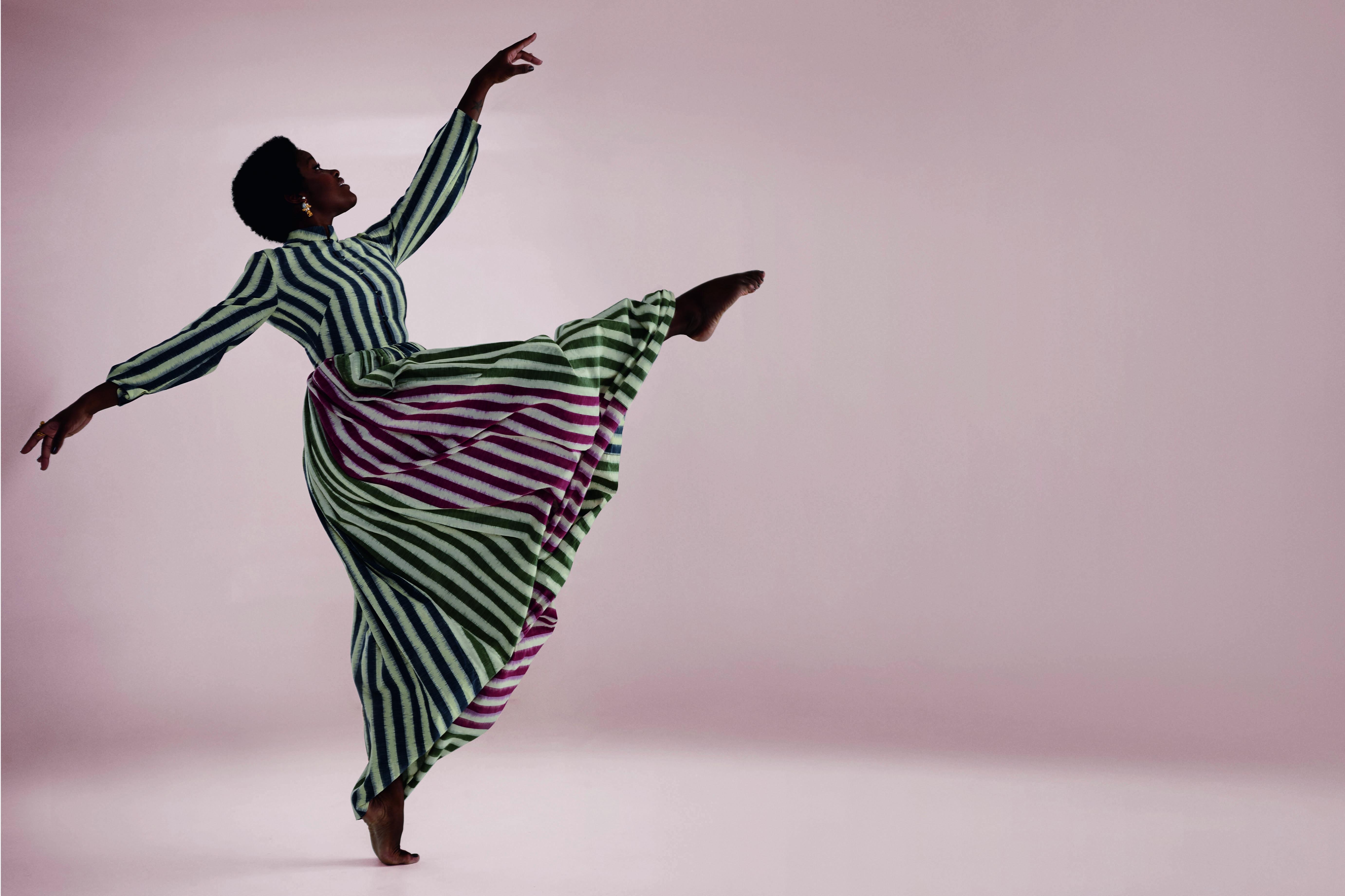 Ingrid dança
