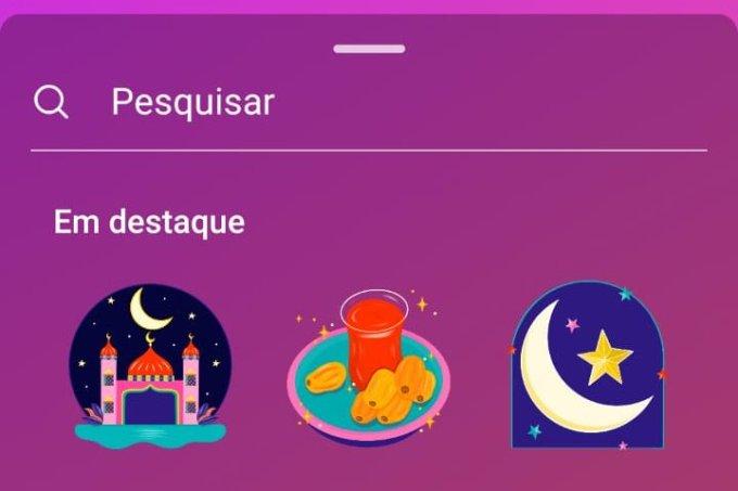 Ramadã – Instagram