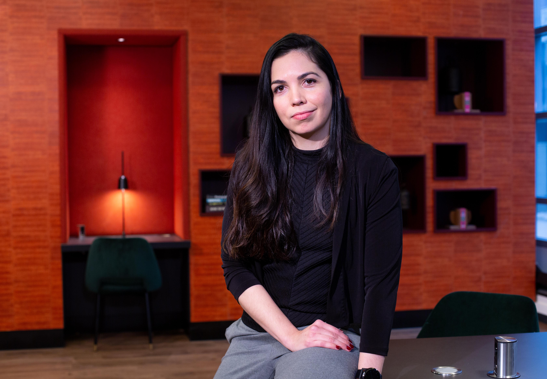 Rafa Cavalcanti, uma das finalistas do Cartier Women 's Initiative 2021