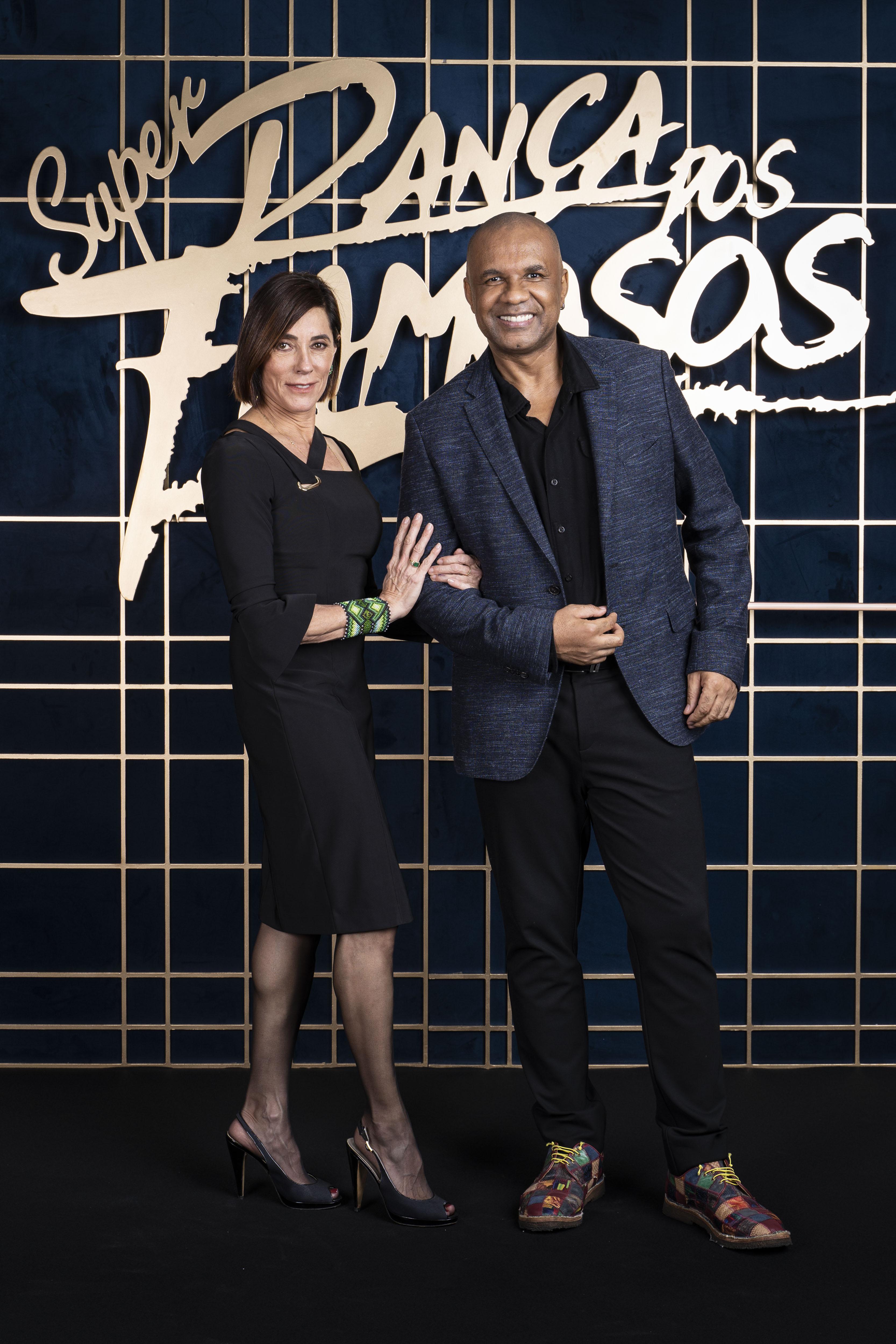 Christiane Torloni e Álvaro Reis
