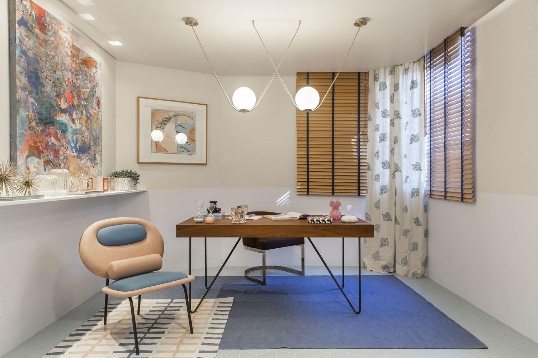 Home Office, por Mariana Ciciarelli - CASACOR_Ribeirão Preto 2019