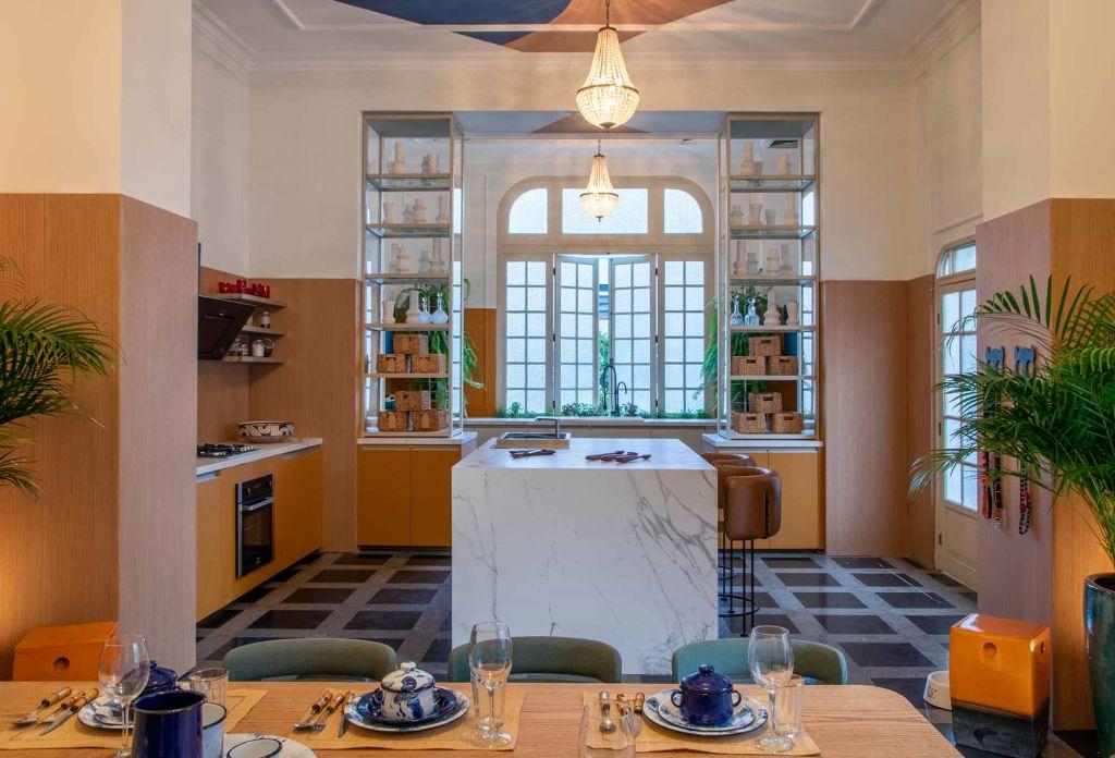 Além de Cozinha, por Jean de Just - CASACOR Rio