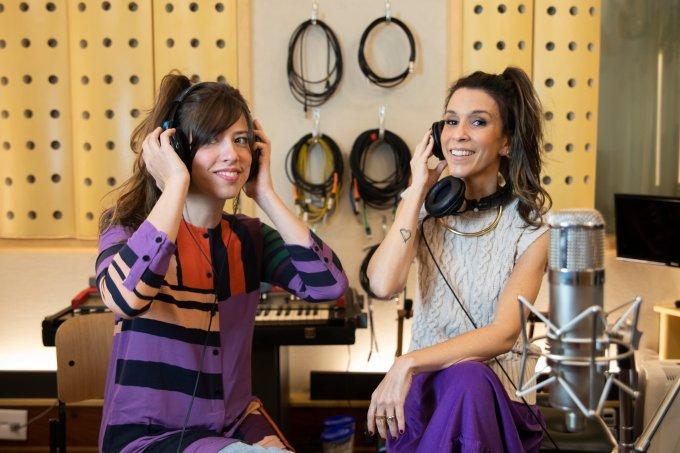 Spotify_Nos Original Podcast – Roberta Martinelli e Sarah Oliveira – Fotos © Nadja Kouchi 7
