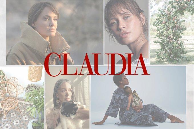 capa pesquisa CLAUDIA