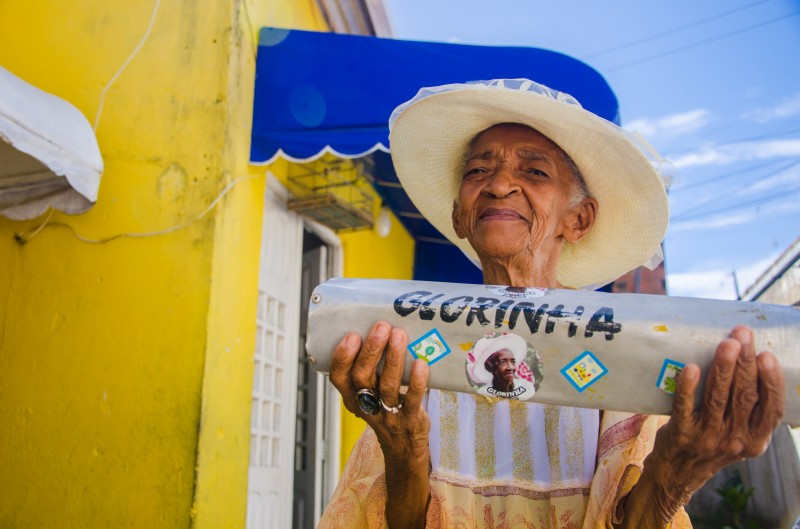 Dona Glorinha do Coco