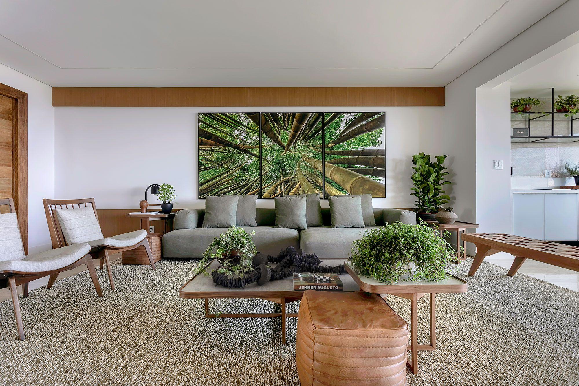 Sala de estar CASACOR