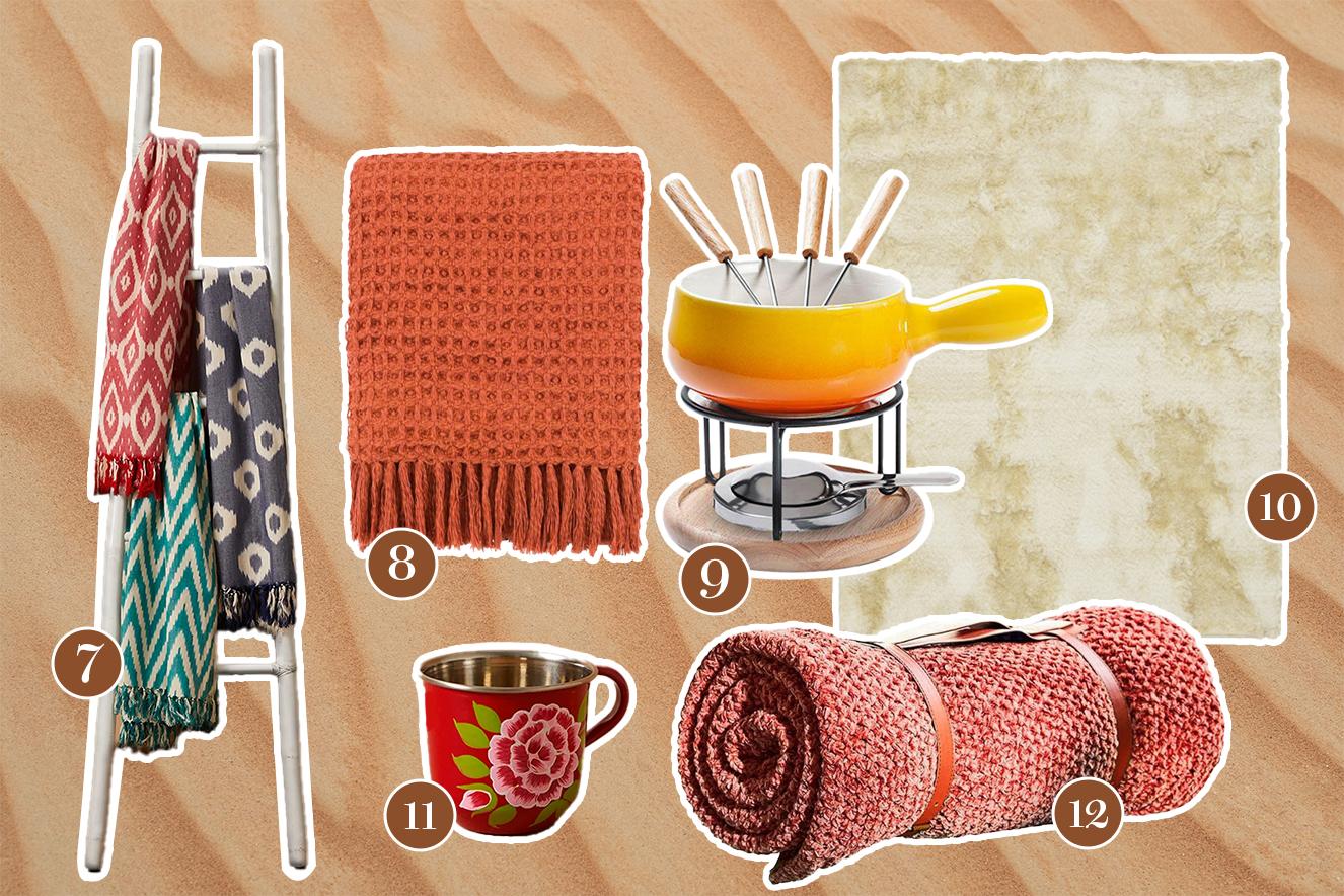 Vitrine - itens de decoração para manter a casa quentinha no inverno