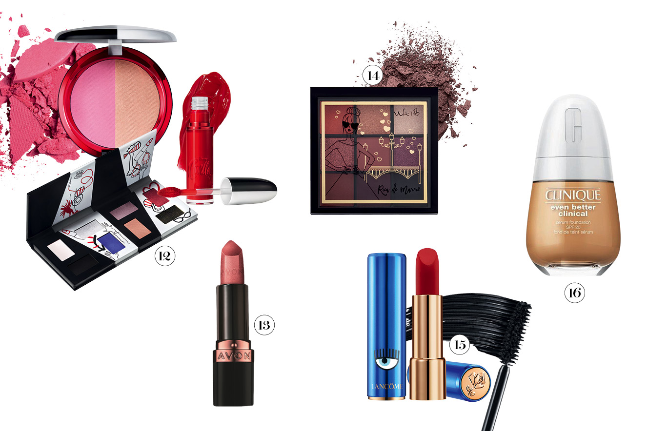 Fotos de produtos de beleza