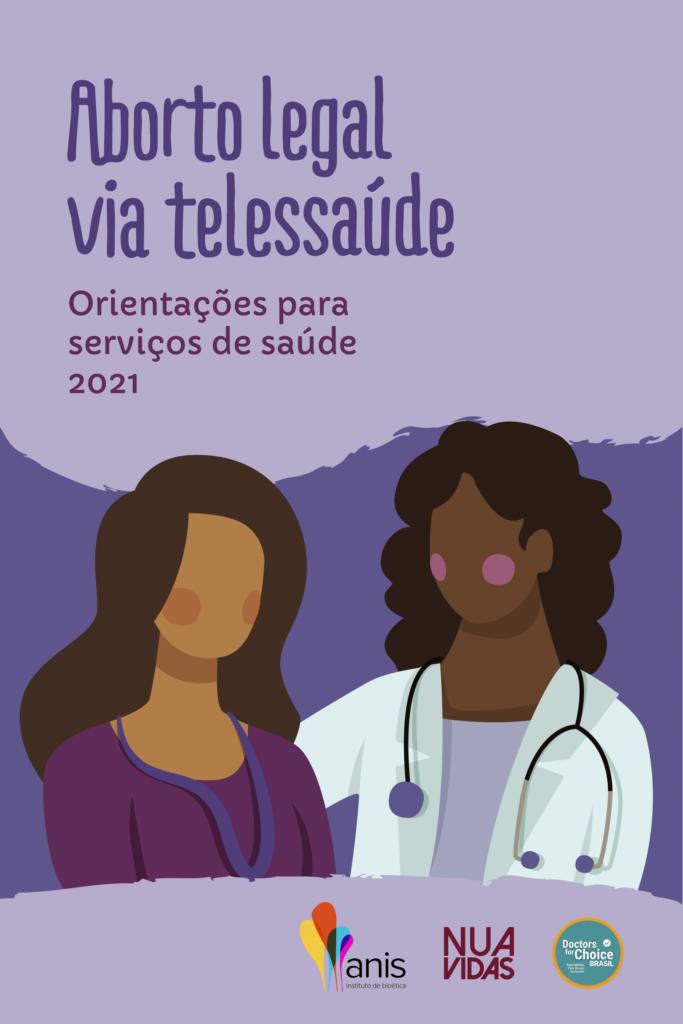 Cartilha Aborto Legal via Telessaúde - Orientações para serviços de saúde 2021