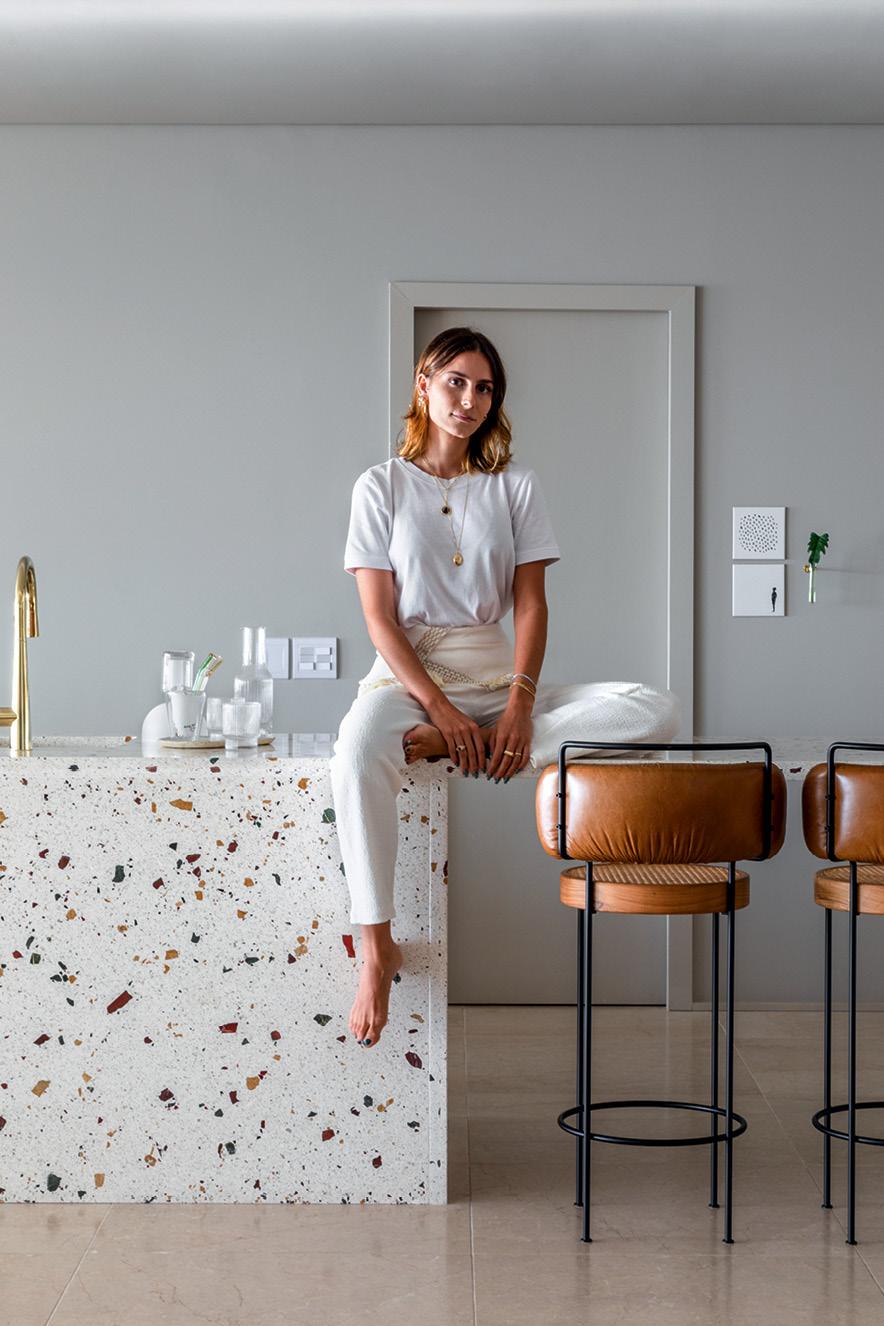 Apartamento Isabelle Colla - Designer de interiores Guilherme Garcia