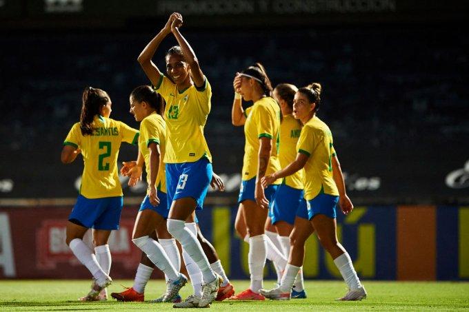 Brazil v Russia – Women's International Friendly