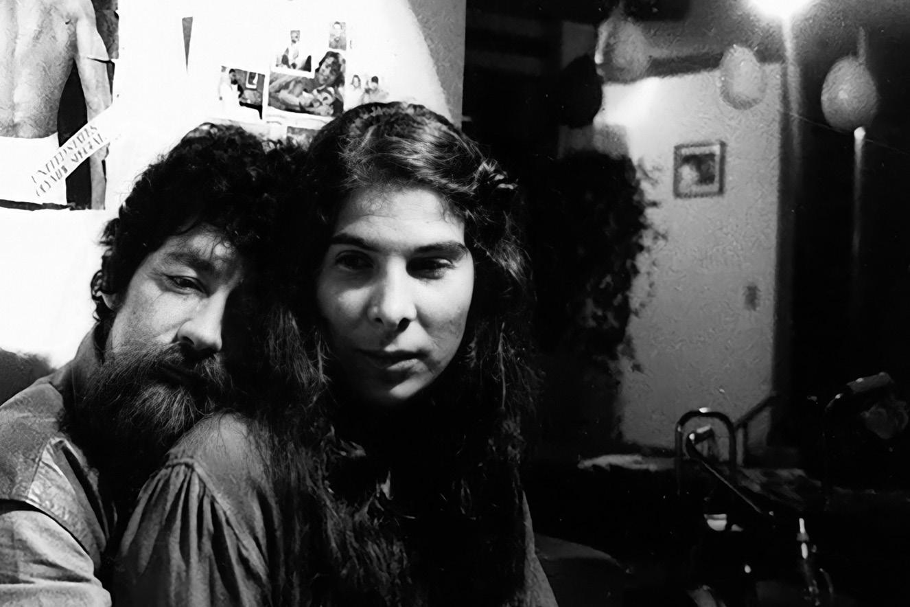 Raul Seixas e Kika Seixas