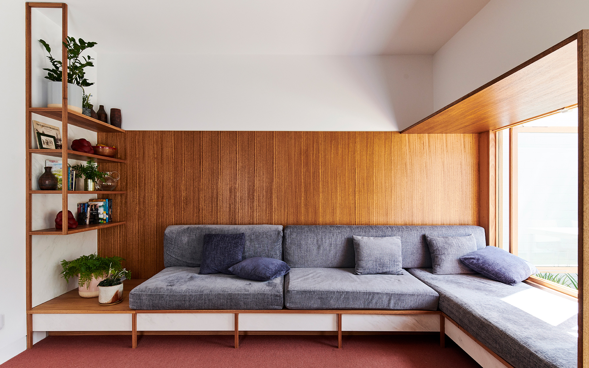 Melrose Terrasse - projeto Dan Gayfer Design - Dean Bradley/Divulgação