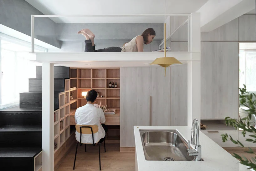 Apartamento Miao Miao - projeto NestSpace Design - Jamie Velo, Hey!Cheese/Divulgação