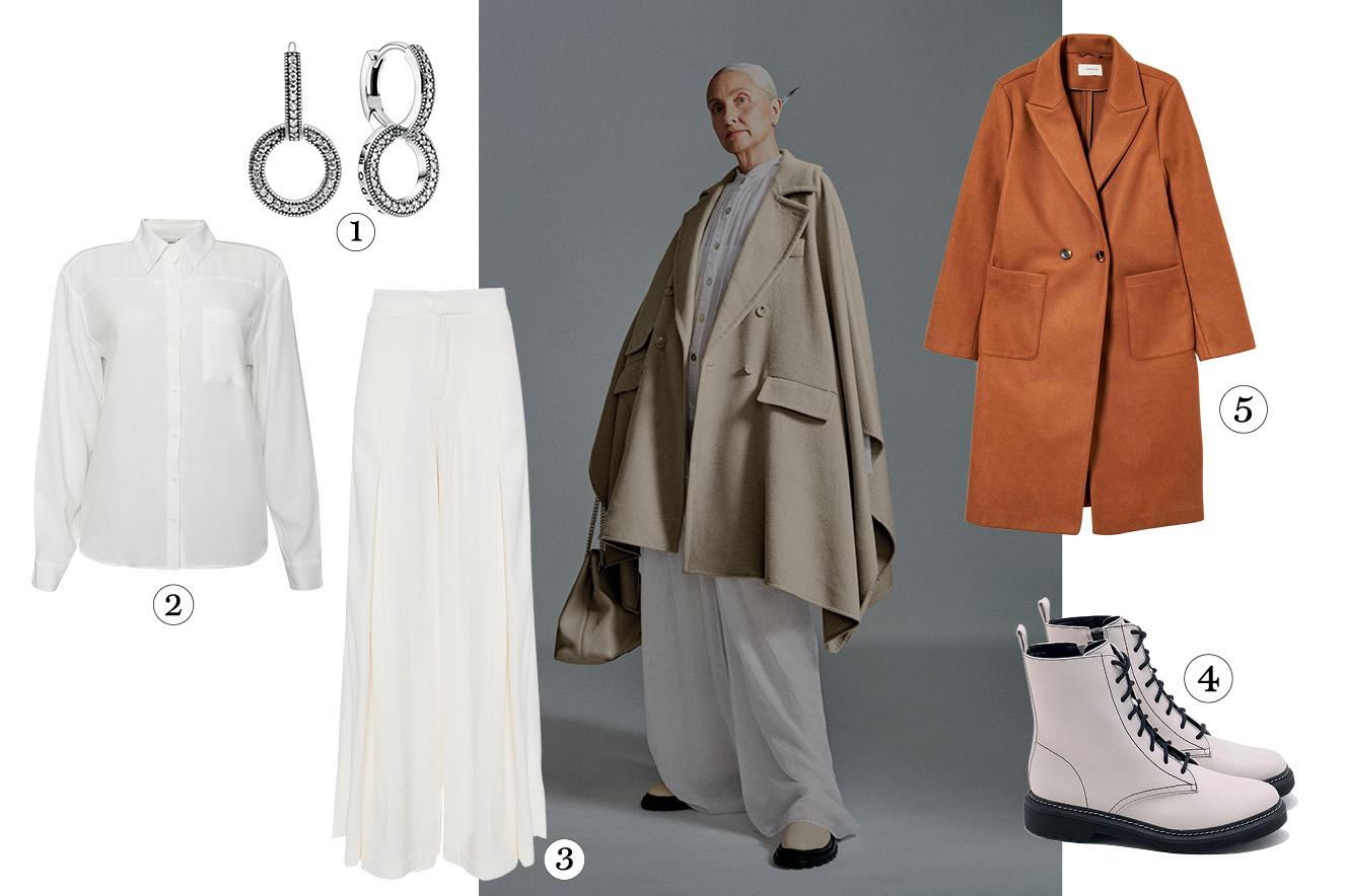 peças de roupa para copiar look da modelo