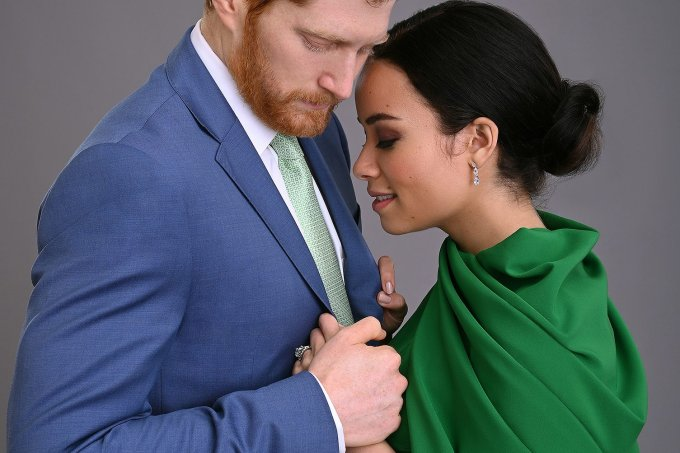 Harry and Meghan: Escaping the PalaceCR: Lifetime