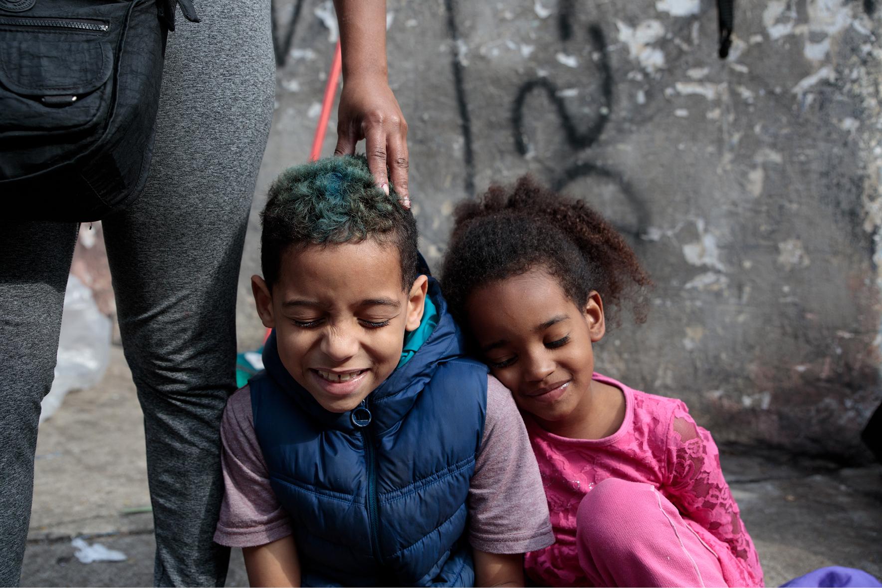 crianças em situação de rua