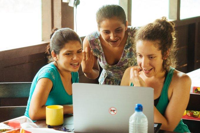 mulheres amazonia