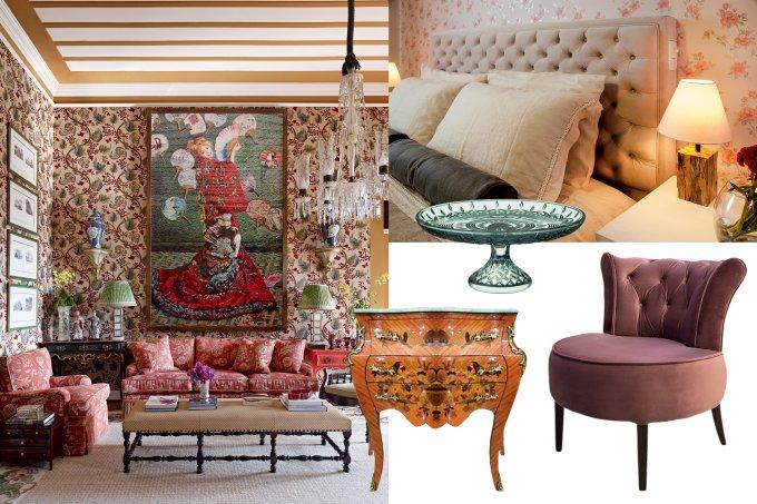 decoracao-vintage