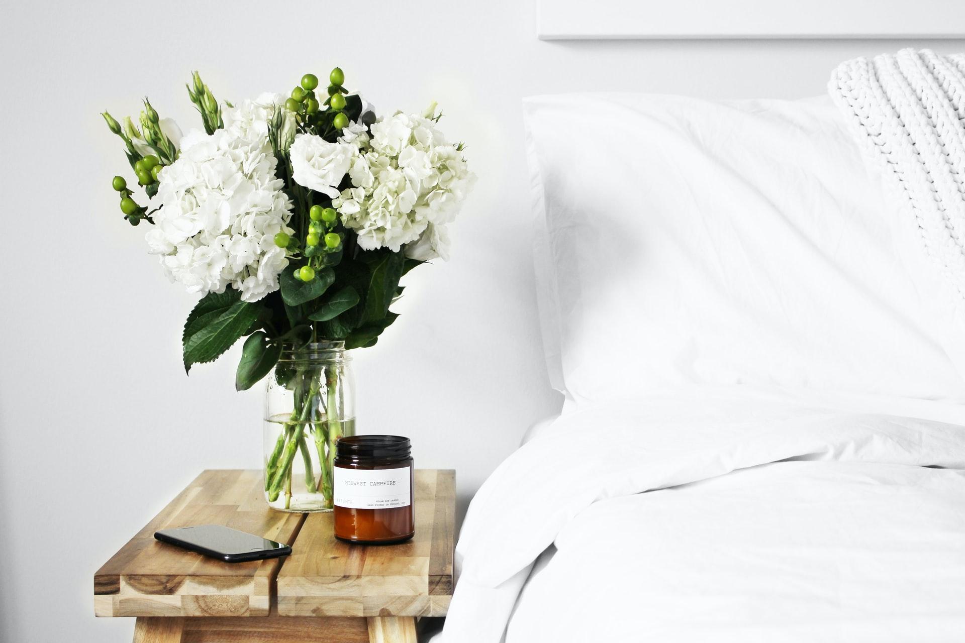 aromas para o quarto