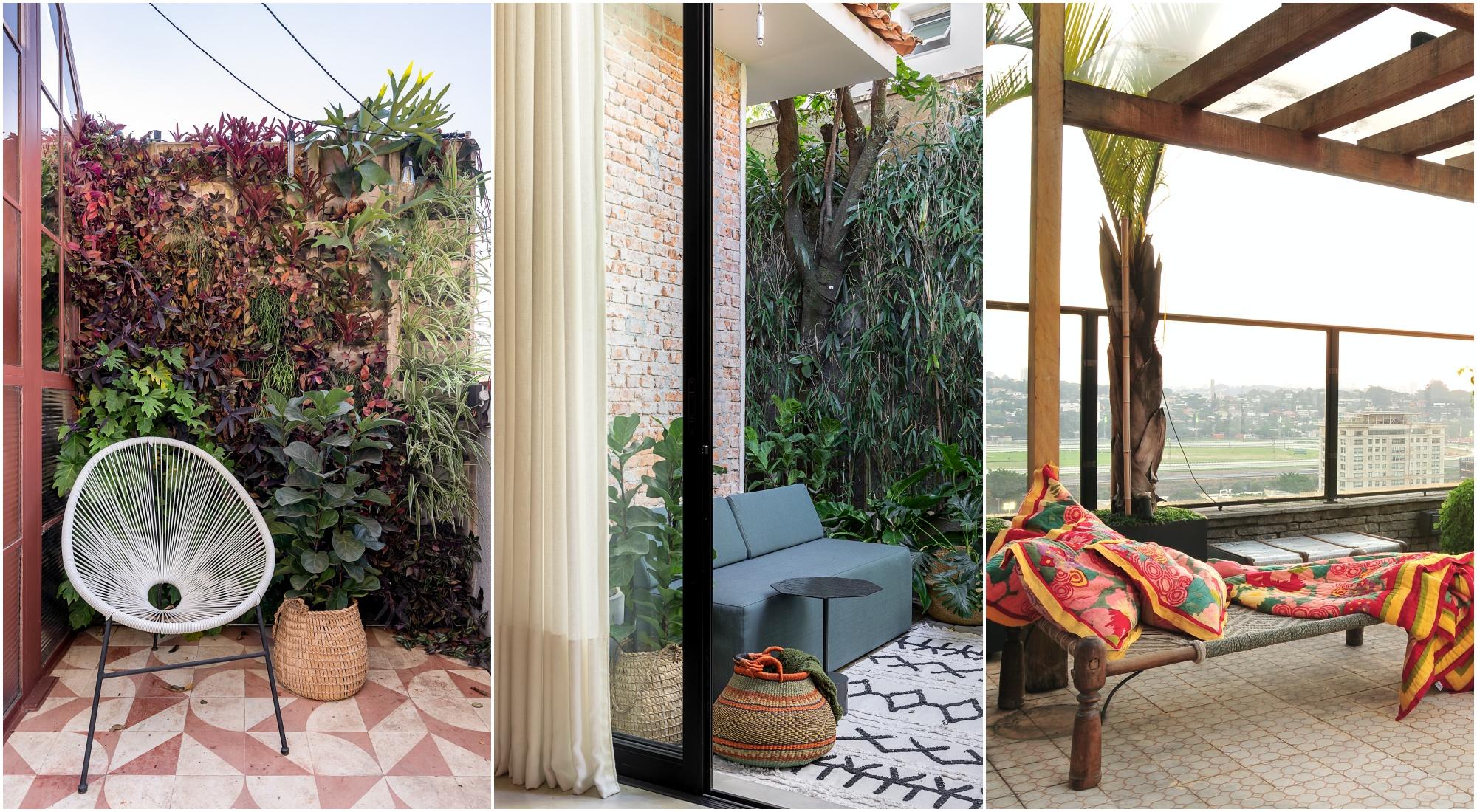 dicas de decoração para varanda