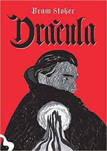 capa do livro Dracula