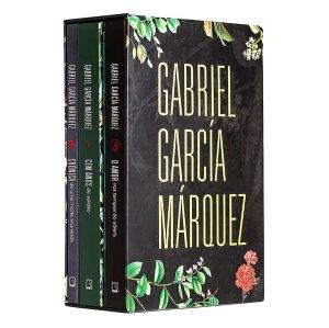 capa de kit de livros de Gabriel García Márquez