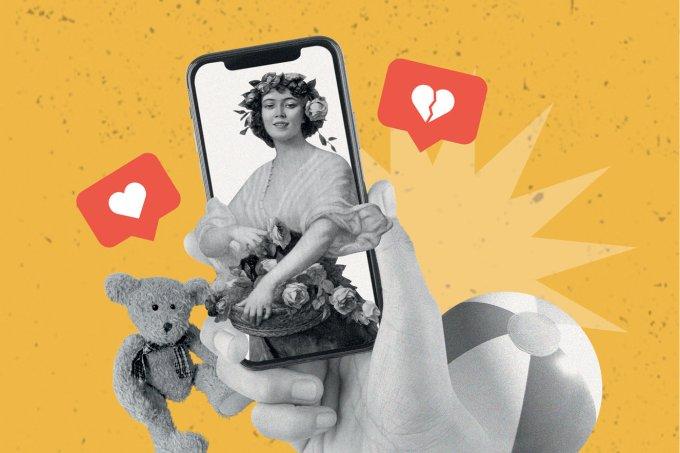 maes em apps de namoro 2