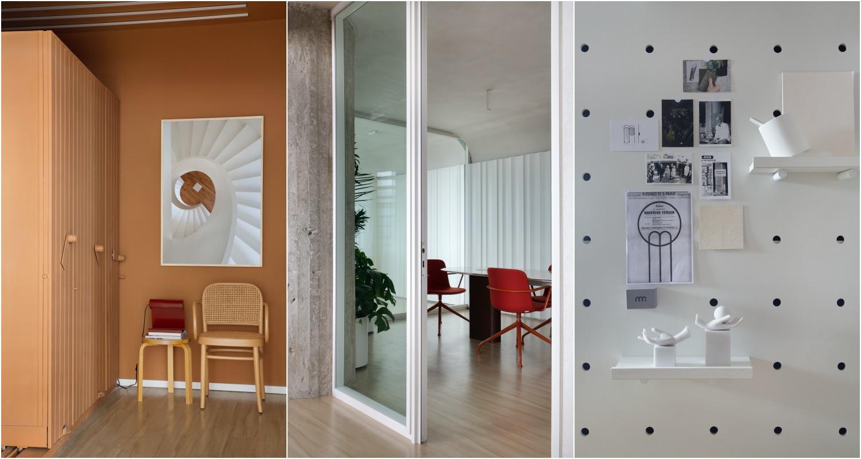 No icônico Edifício Itália, Melina Romano projeta seu novo escritório