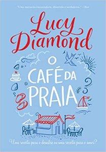 capa do livro O café da praia