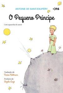 capa do livro O pequeno príncipe