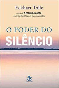 capa do livro O poder do silêncio