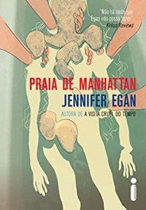 capa do livro Praia de Manhattan