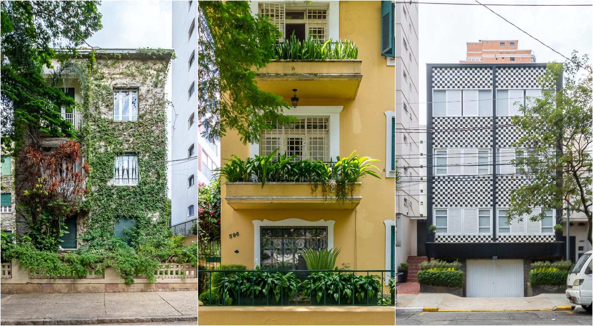 prédios charmosos de São Paulo