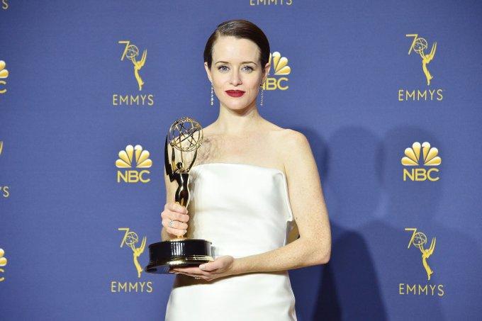 70th Emmy Awards – Press Room